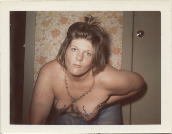 Untitled (Self-Portrait as Mermaid), ca. 1971-1973