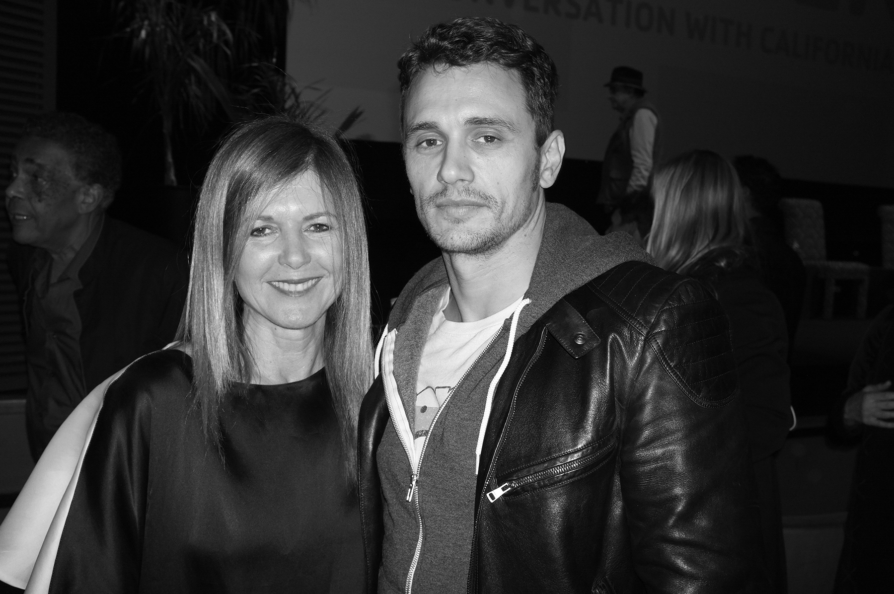 Lyn Winter And James Franco