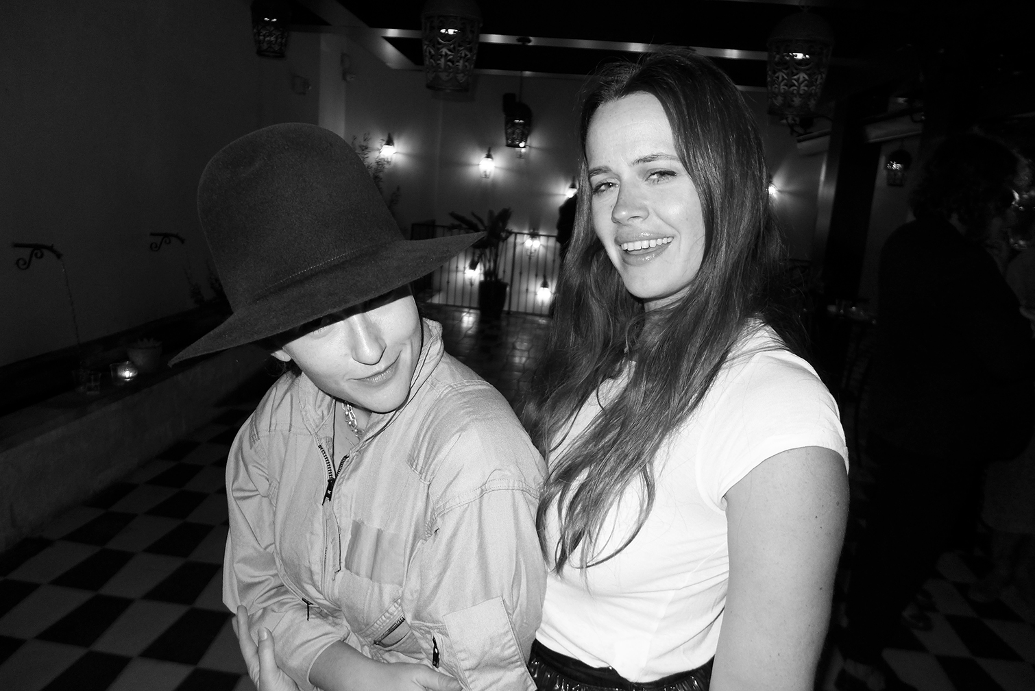 Samantha McCurdy & Nicole Nadeau