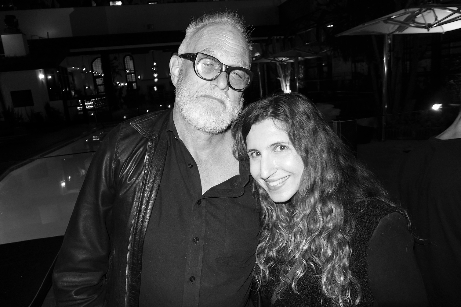 Robert Yarber & Friend