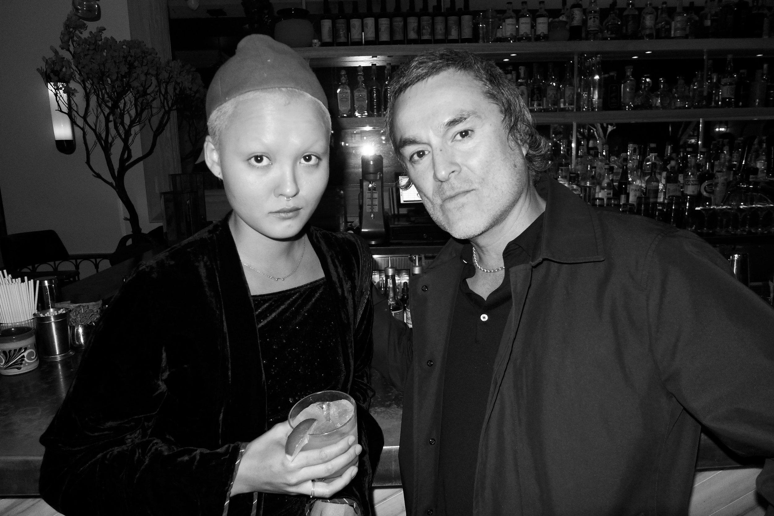 Dasha Nguyen & Eddie Chacon