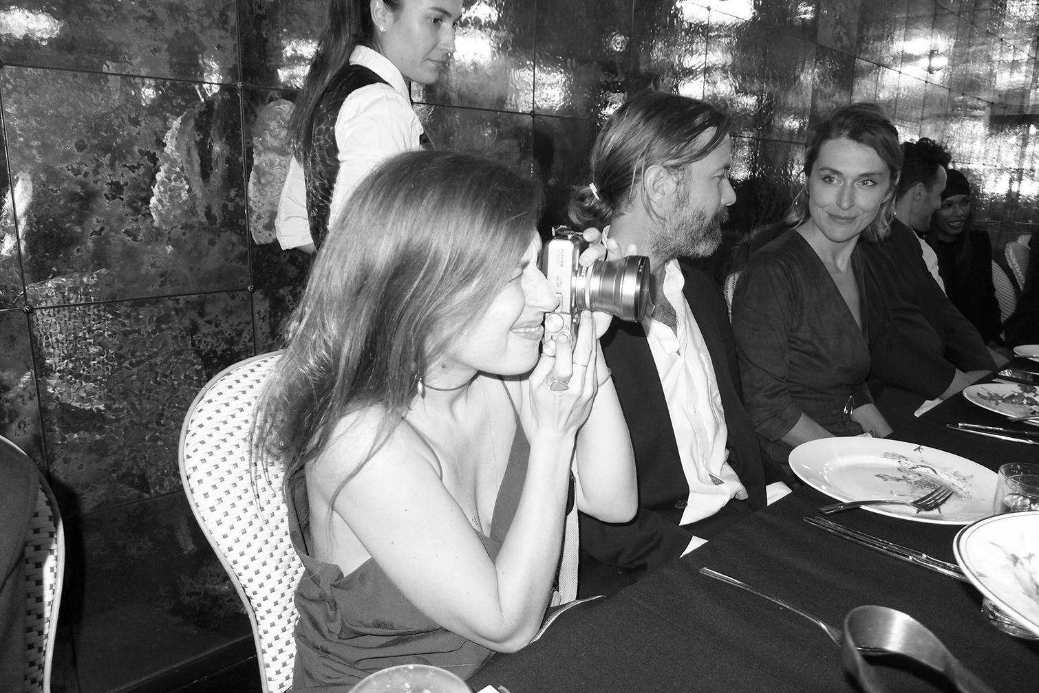 Lani Trock, Gabe Jeffrey & Adarsha Benjamin