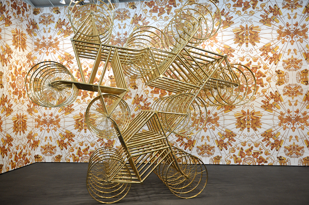 Ai Weiwei @ Haines Gallery