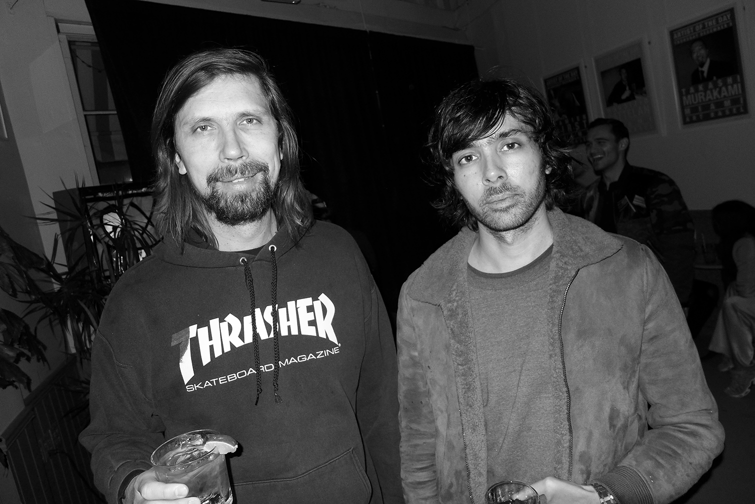 Pedro Winter and Xavier de Rosnay