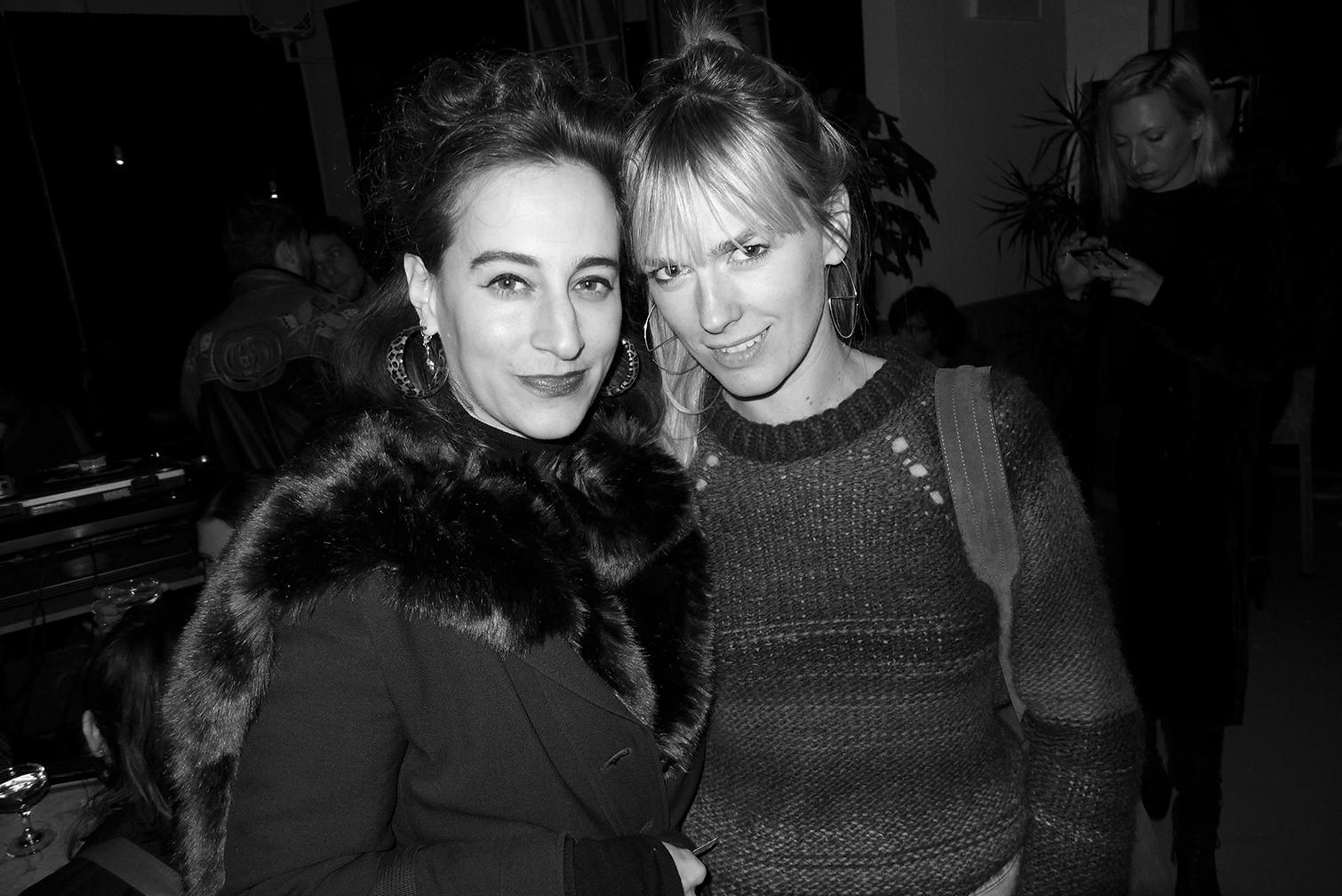 Katherina Olschbaur And A Friend