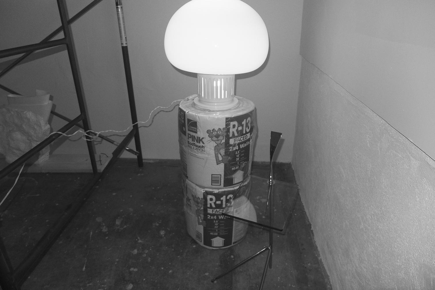 """Table Lamp """"Paola"""" Study Tetrarch, Italy, 1968"""