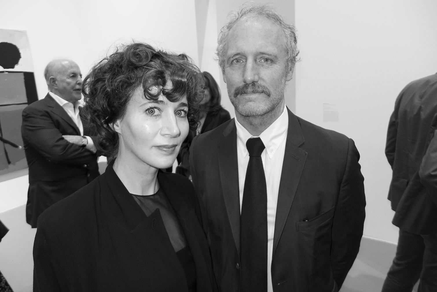 Miranda July and Mike Mills