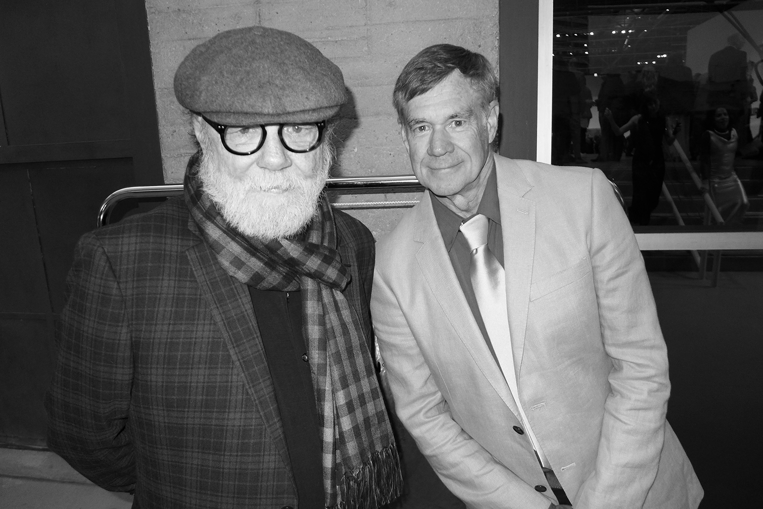 Paul McCarthy and Gus Van Sant