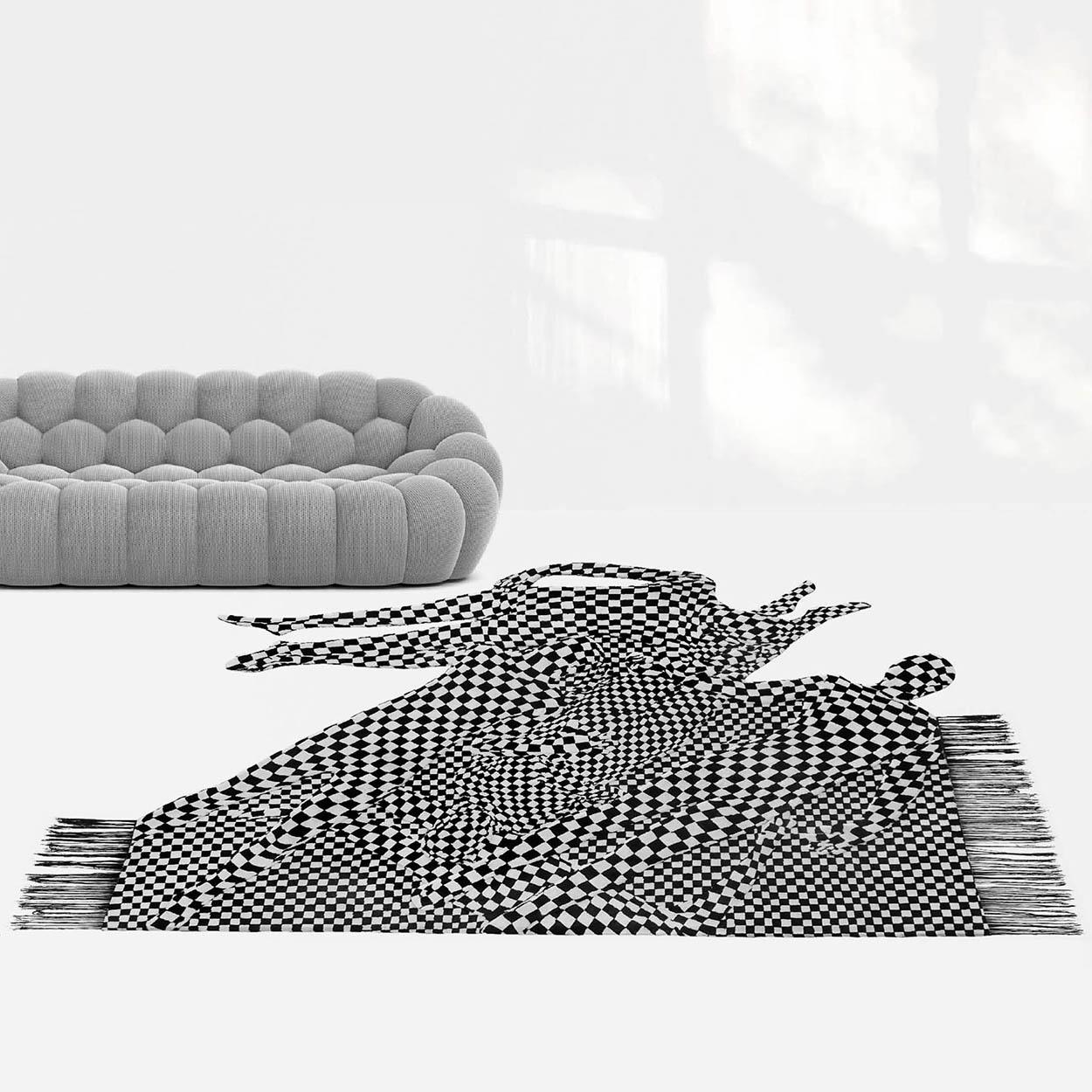 HENZEL STUDIO x Olaf Breuning Black and white people pattern in-situ.JPG
