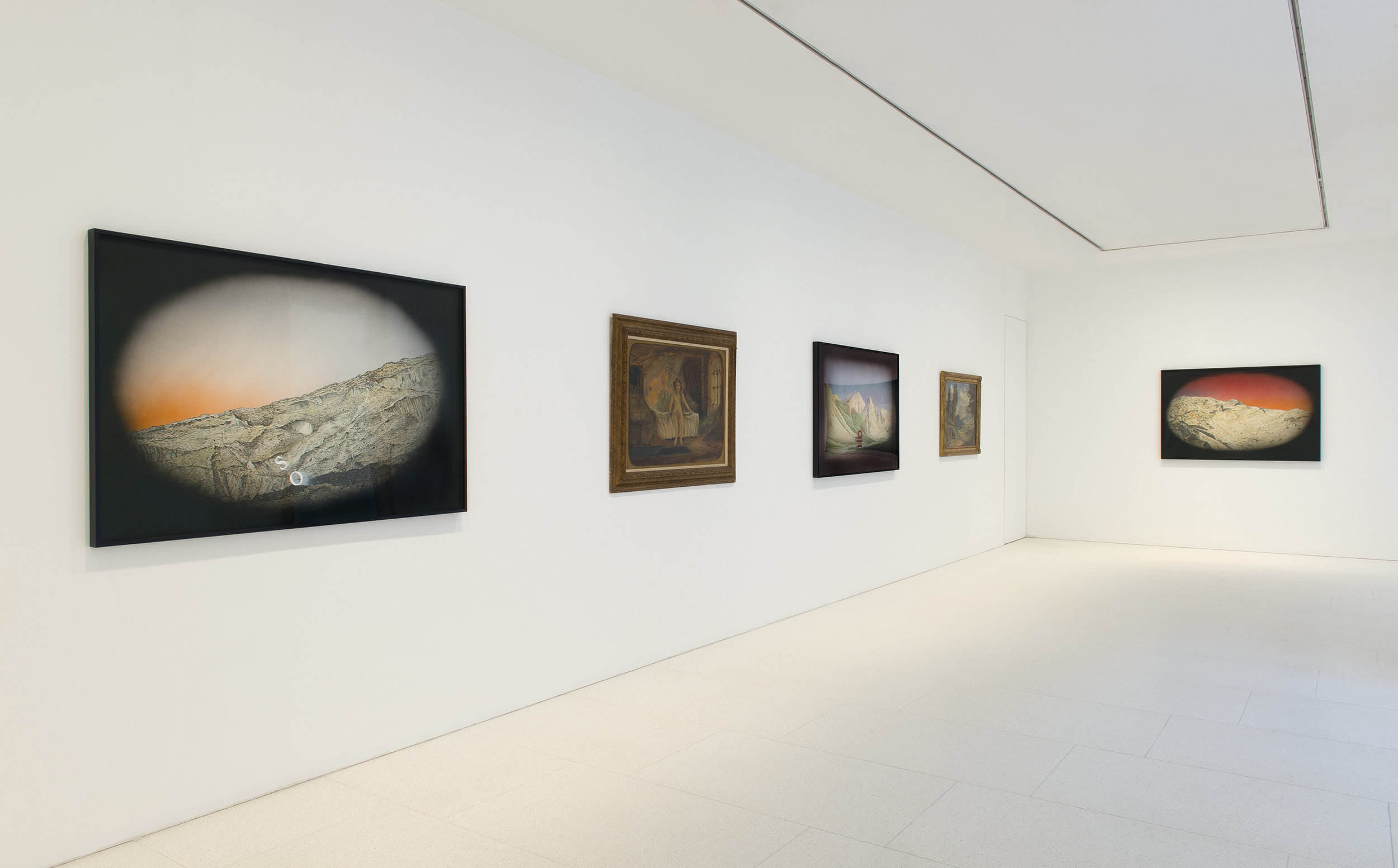 Eilshemius & Me, Installation view , 2019
