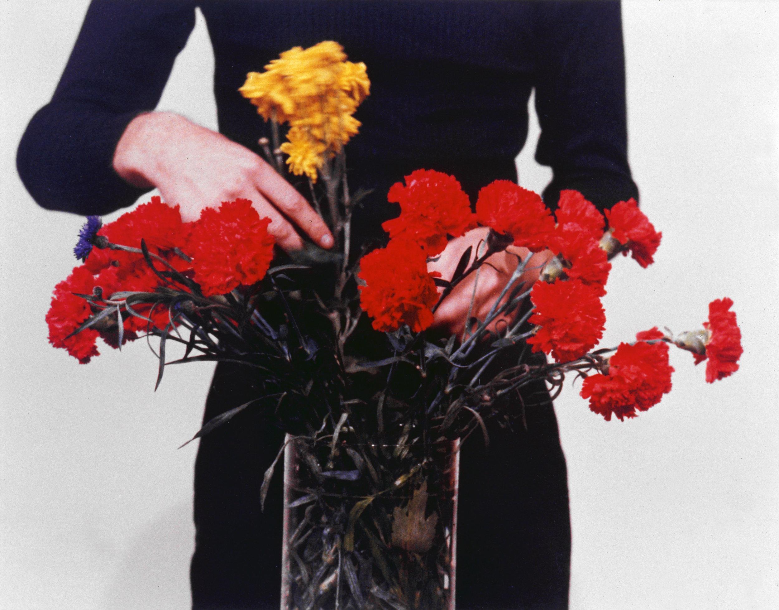 Bas Jan Ader  Primary Time,    1974  Video, color, silent 25 min. 47 sec. Collection Fondation Louis Vuitton Paris. © ADAGP, Paris 2019 © Fondation Louis Vuitton / Marc Domage