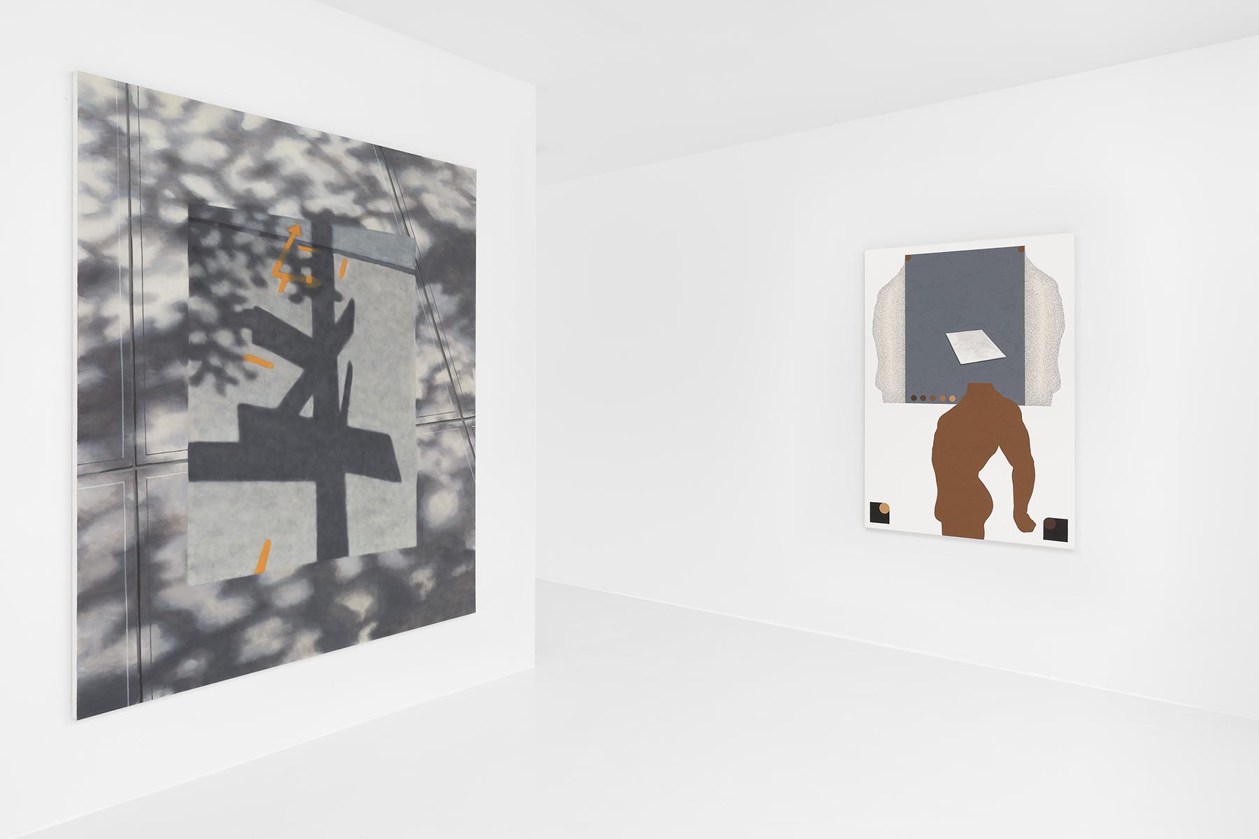 L'IM_MAGE_N, installation view, 2019