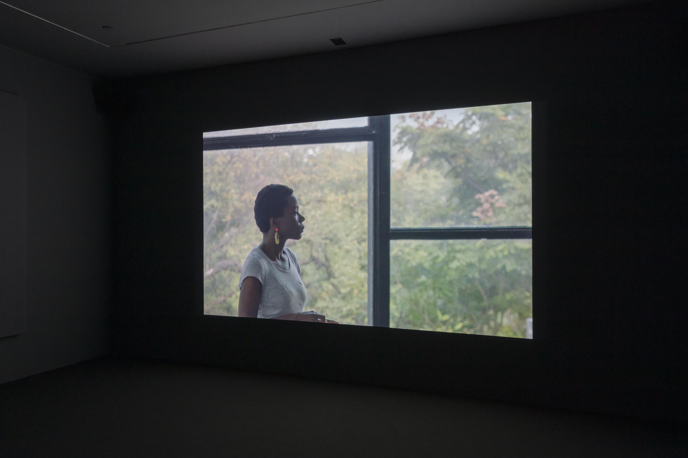 Tamar Guimarães, O Ensaio [The Rehearsal]  2018, video, dimensions variable [still]