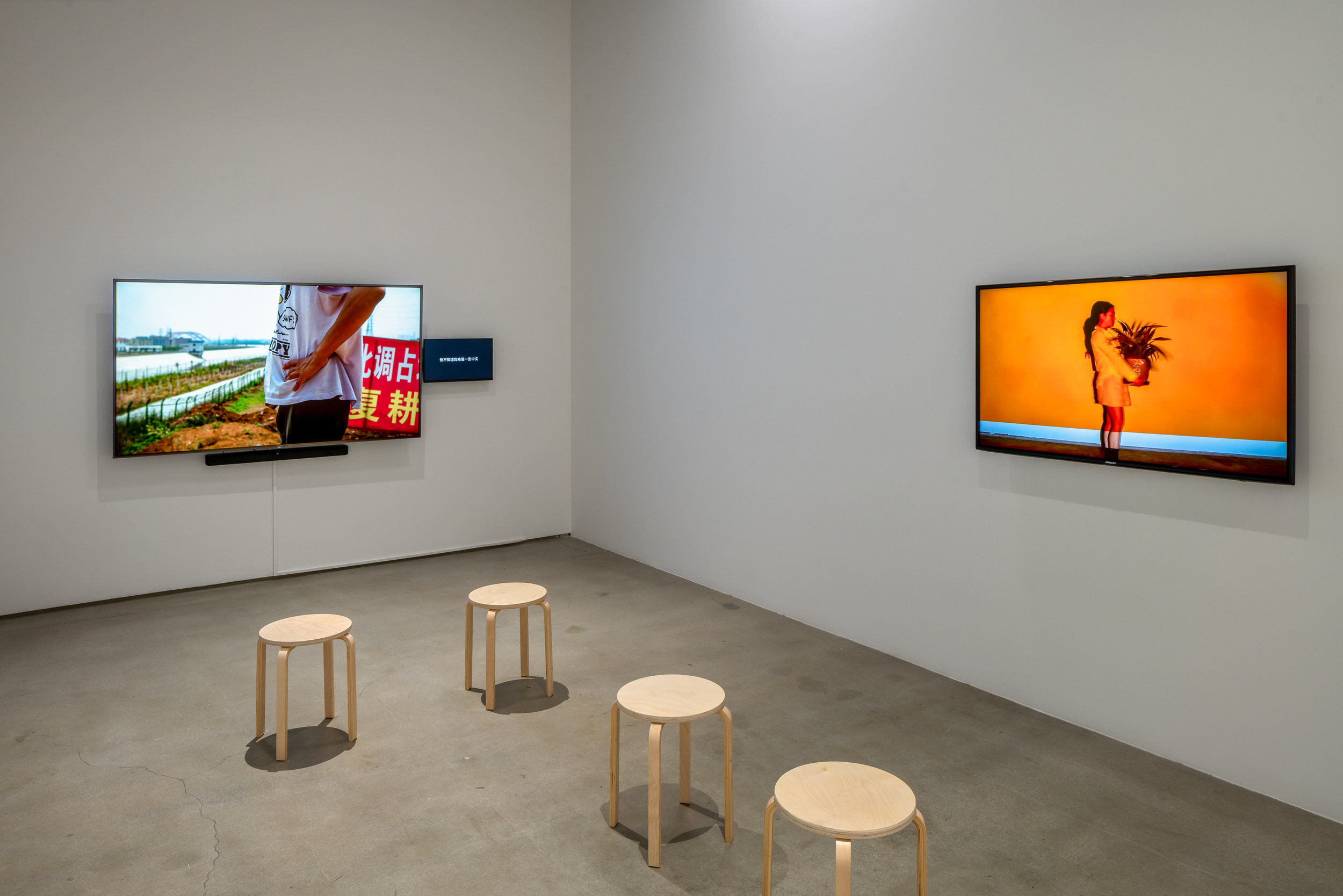 Installation view of  Patty Chang: The Wandering Lake, 2009-2017   Institute of Contemporary Art, Los Angeles, March 17–August 4, 2019  Photo: Elon Schoenholz/ICA LA