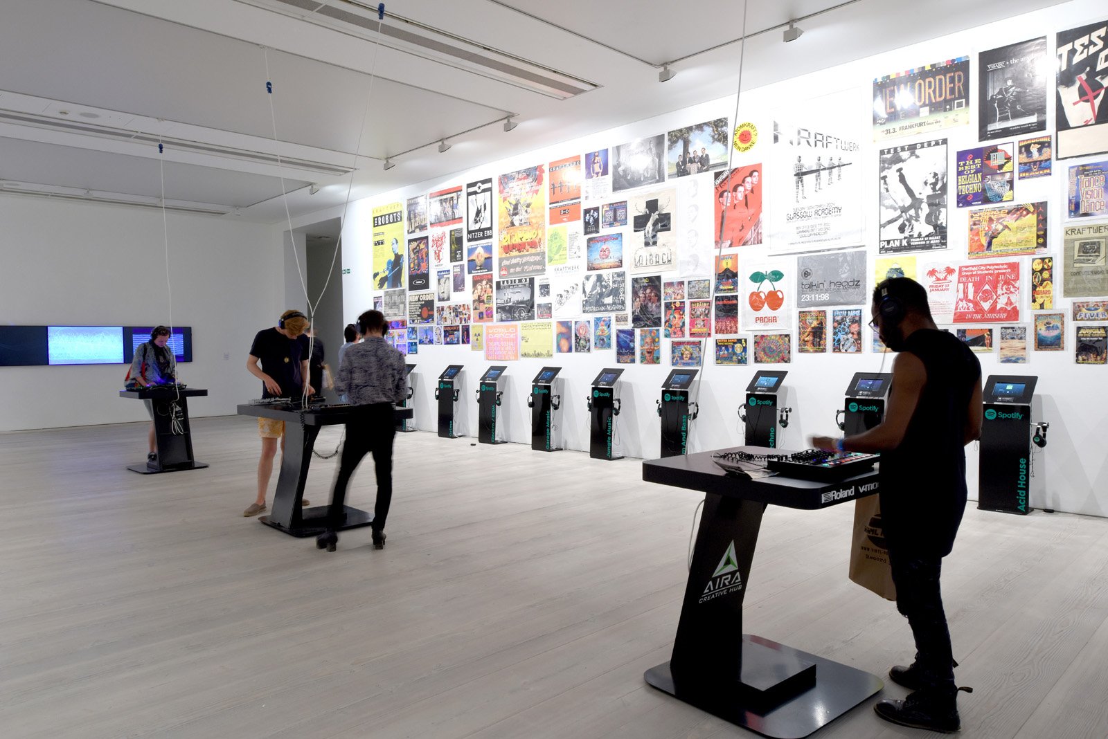 Installation view courtesy of the gallery.
