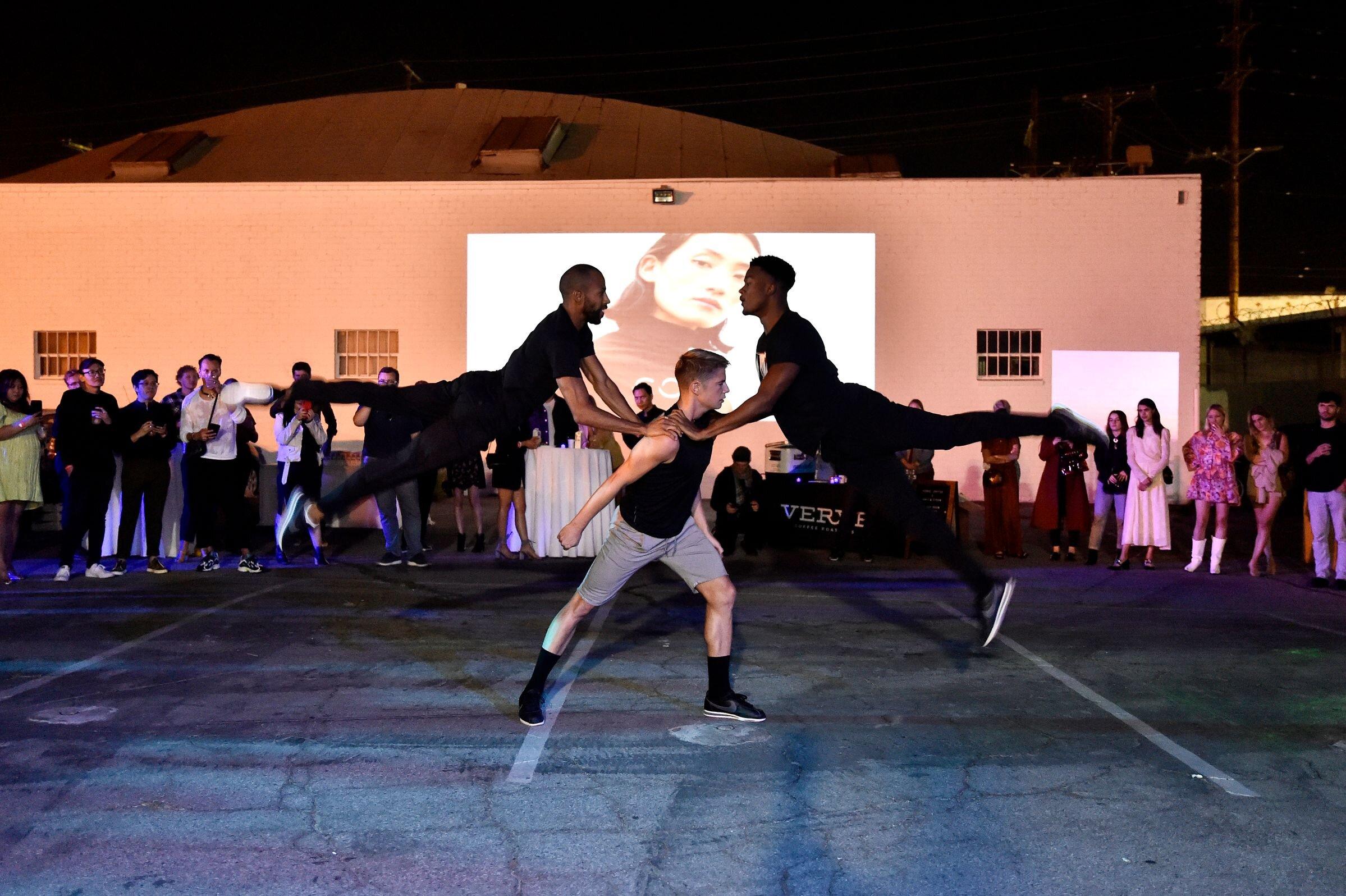 LADP Dancers perform