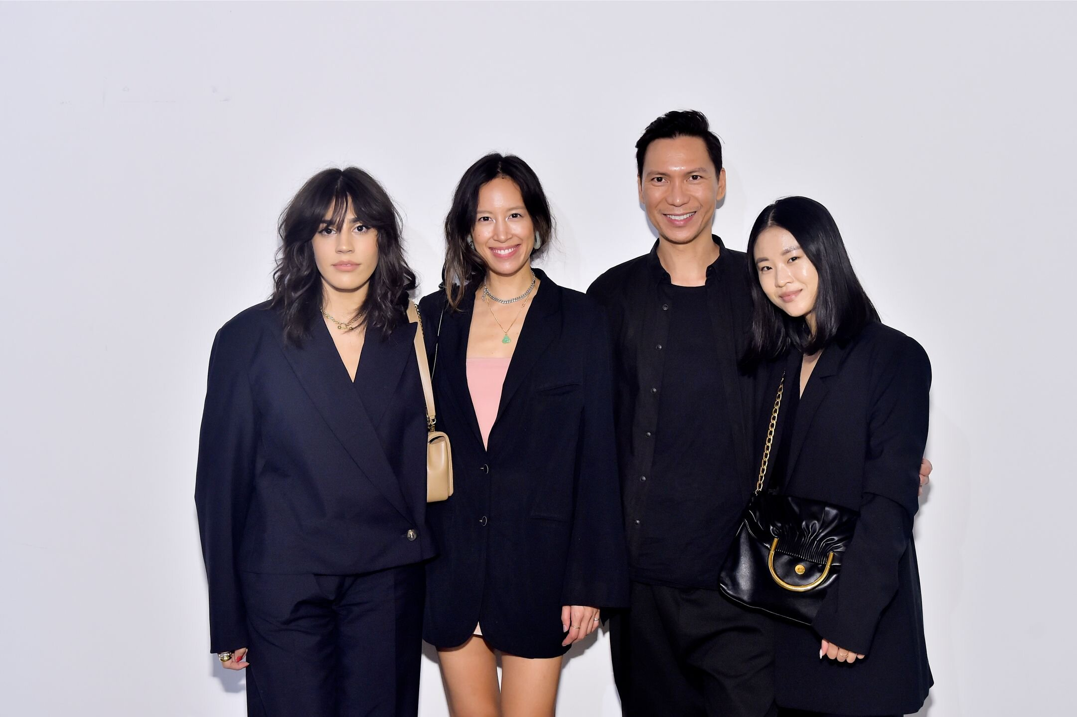 Orion Vanessa Carloto, Rachel Nguyen, Fong Liao and Minh Tran