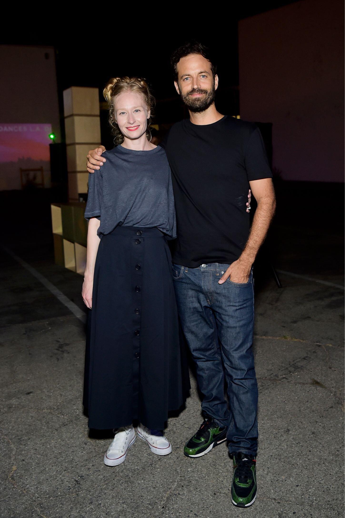 Janie Taylor and Benjamin Millepeid