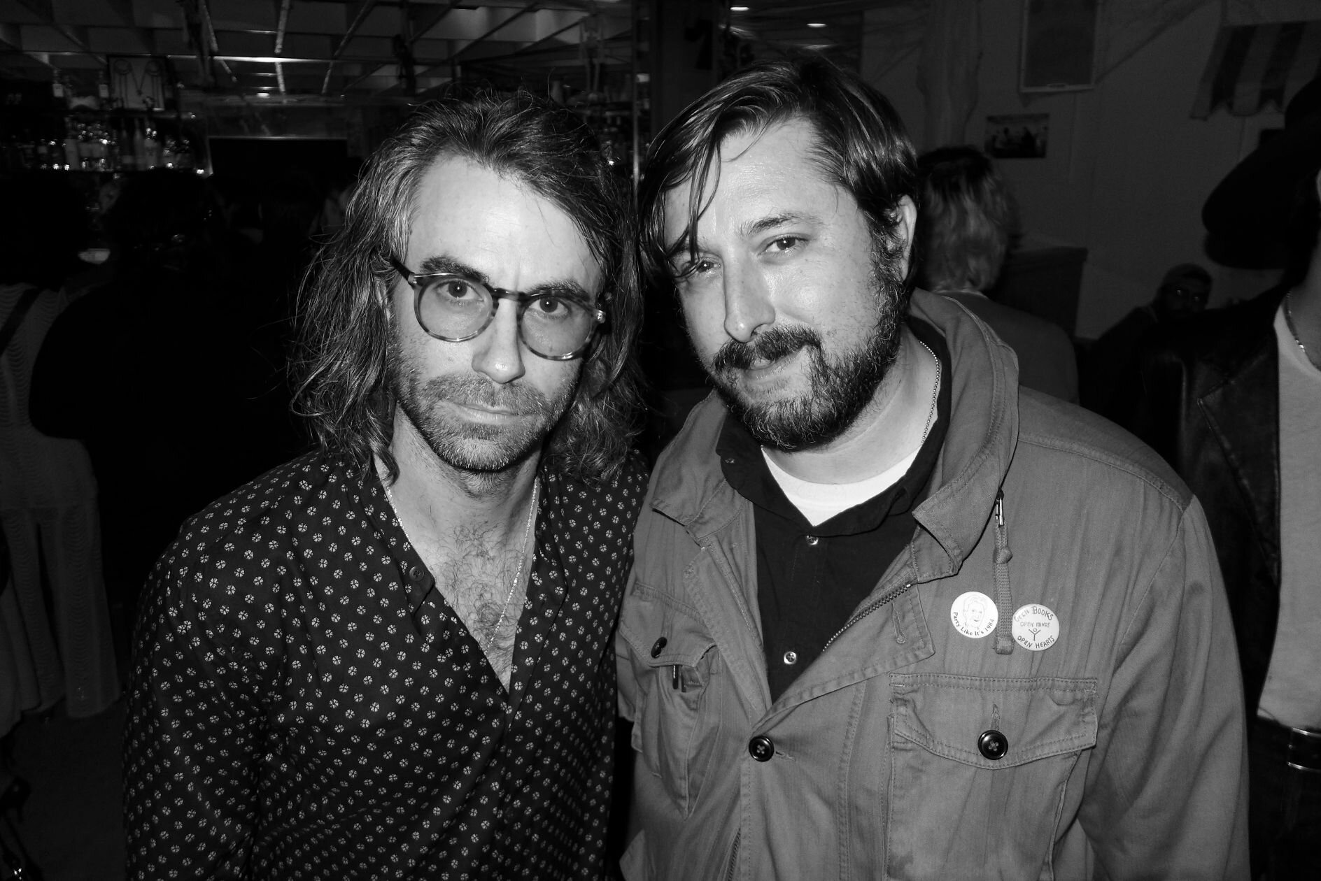 David Black and JC Gabel
