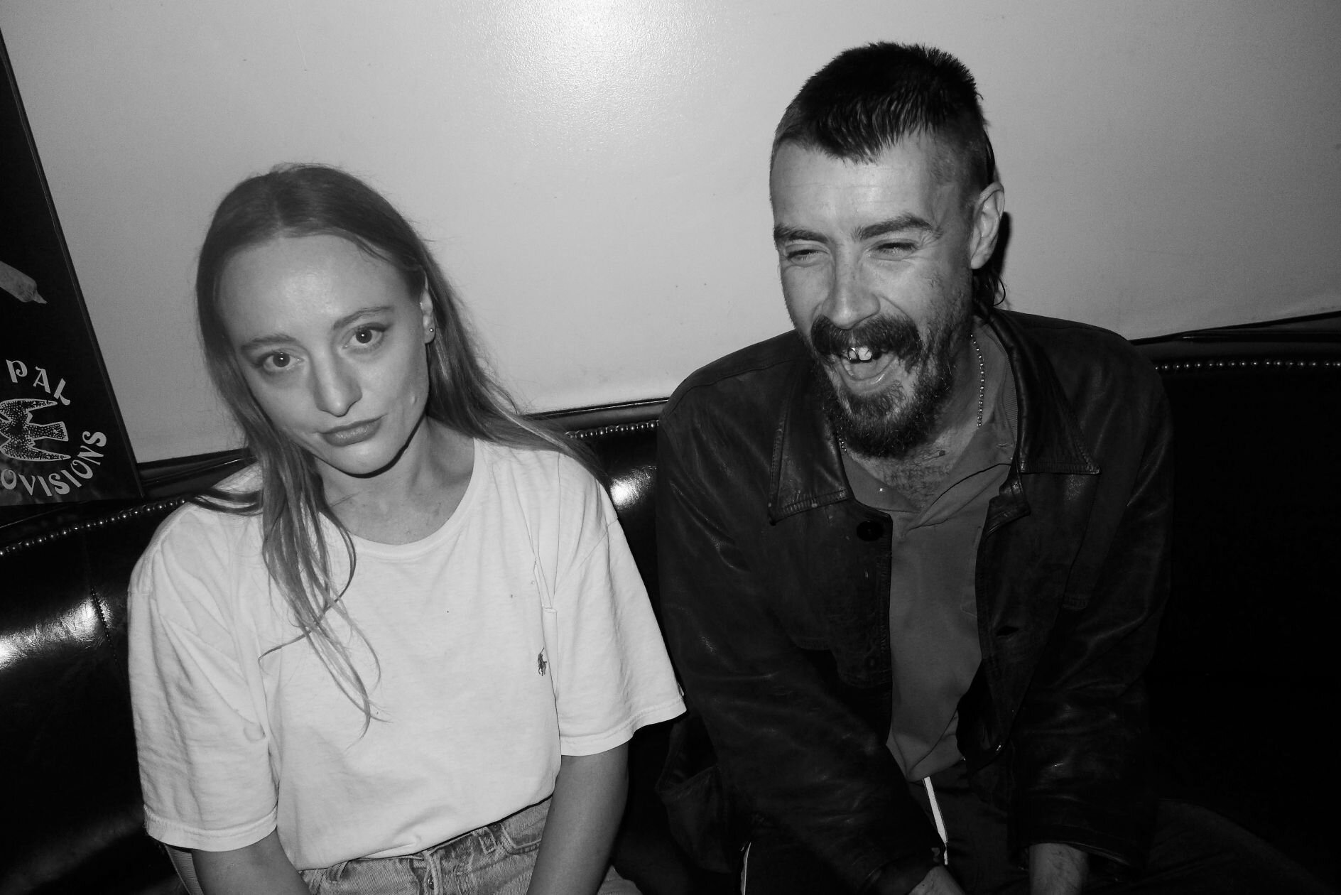 Millie Brown and Danny Fox