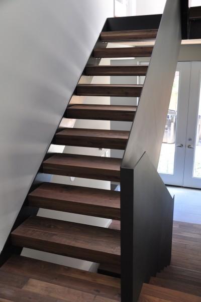 Ribbon-style Staircase