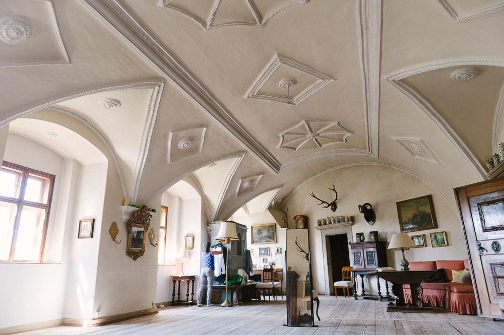 Hochzeit im Rittersaal
