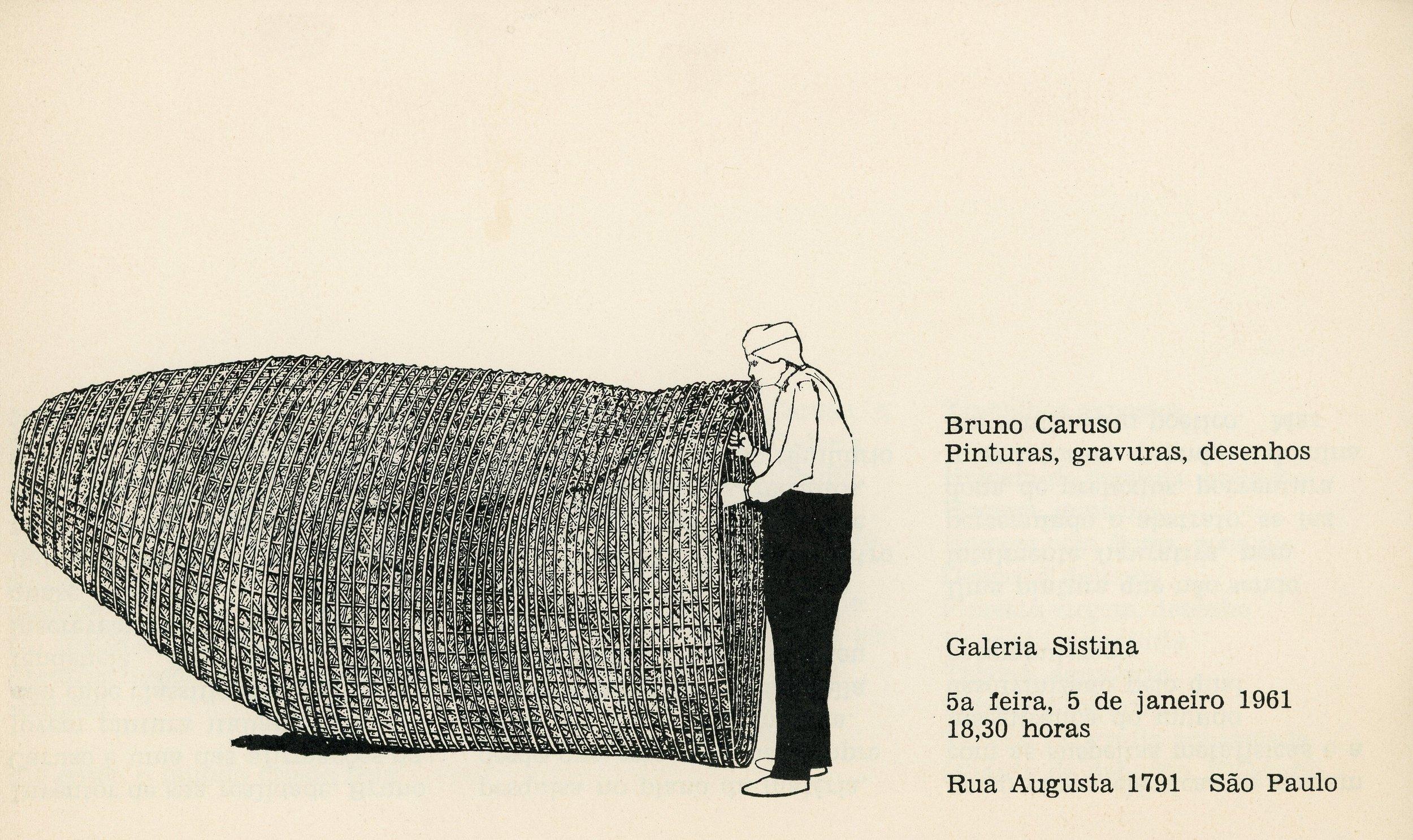 1961-01 Galeria Sistina - Bruno Caruso_02.jpg