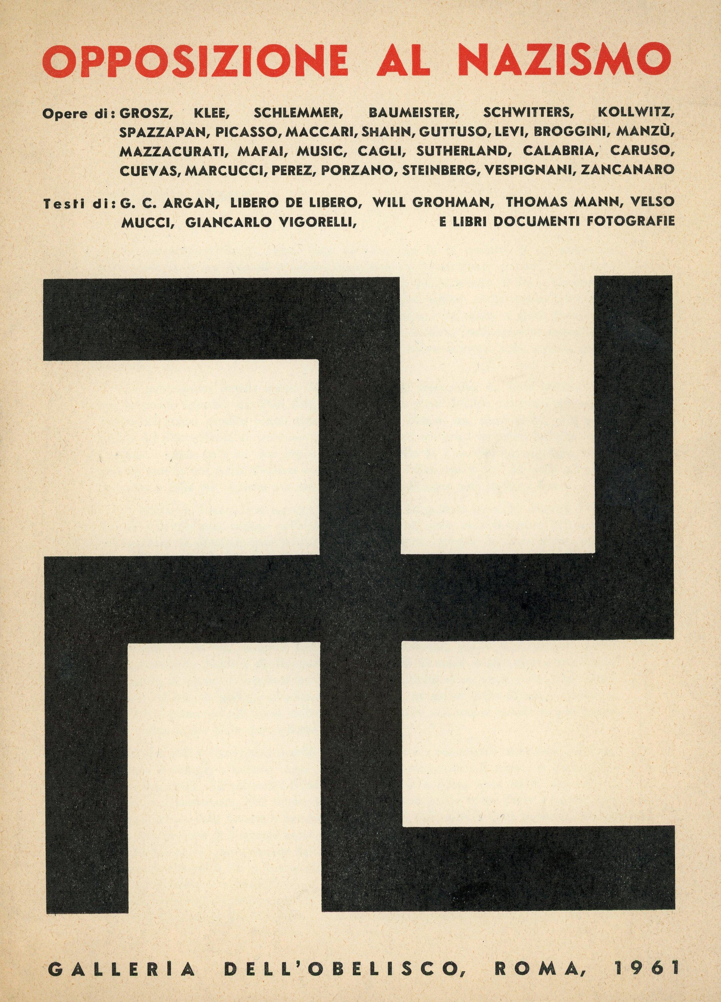1961-05 Opposizione al Nazismo Obelisco - Bruno Caruso_01.jpg
