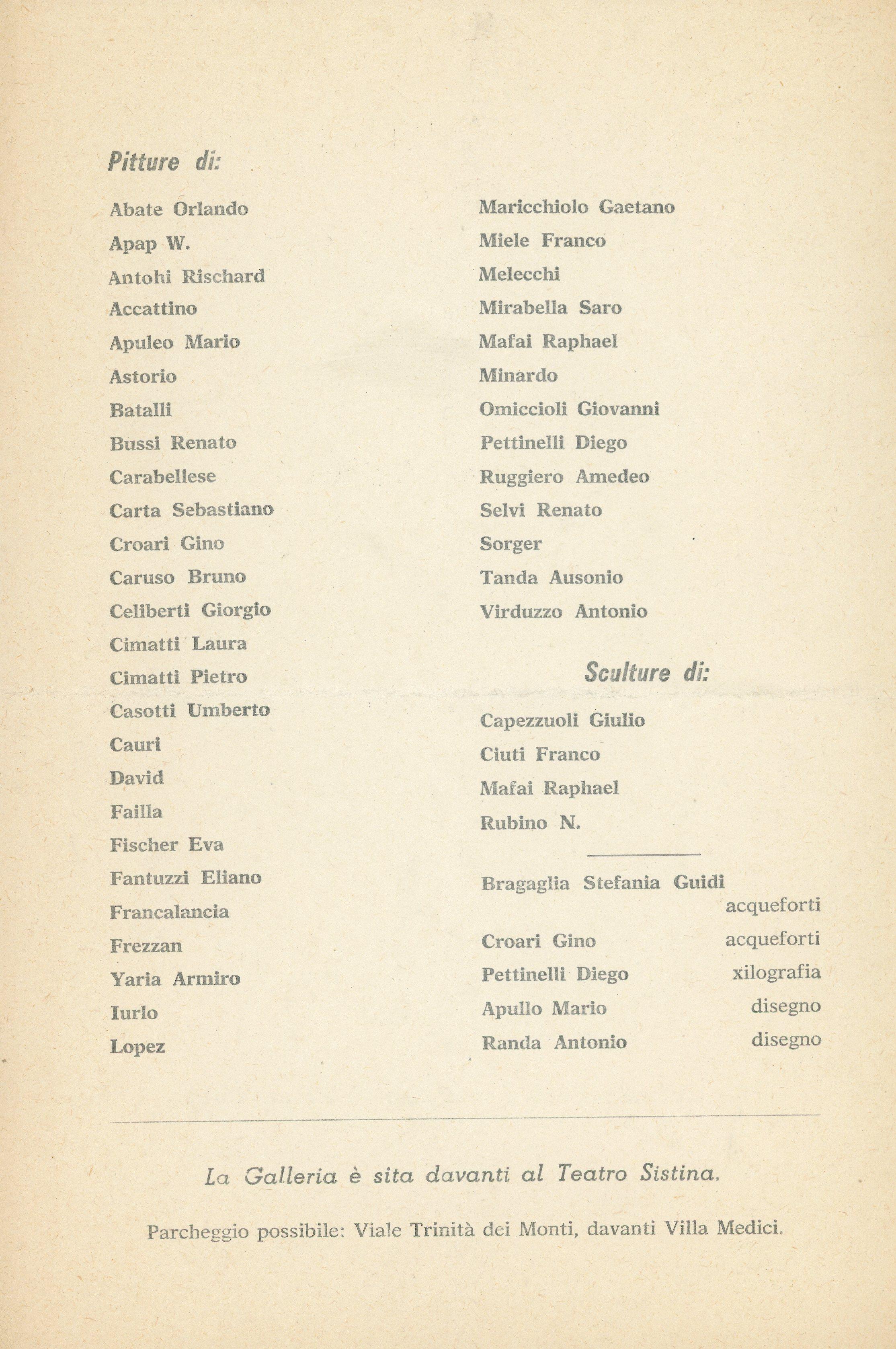 1964 - Galleria d Arte Sistina - Bruno Caruso_02.jpg