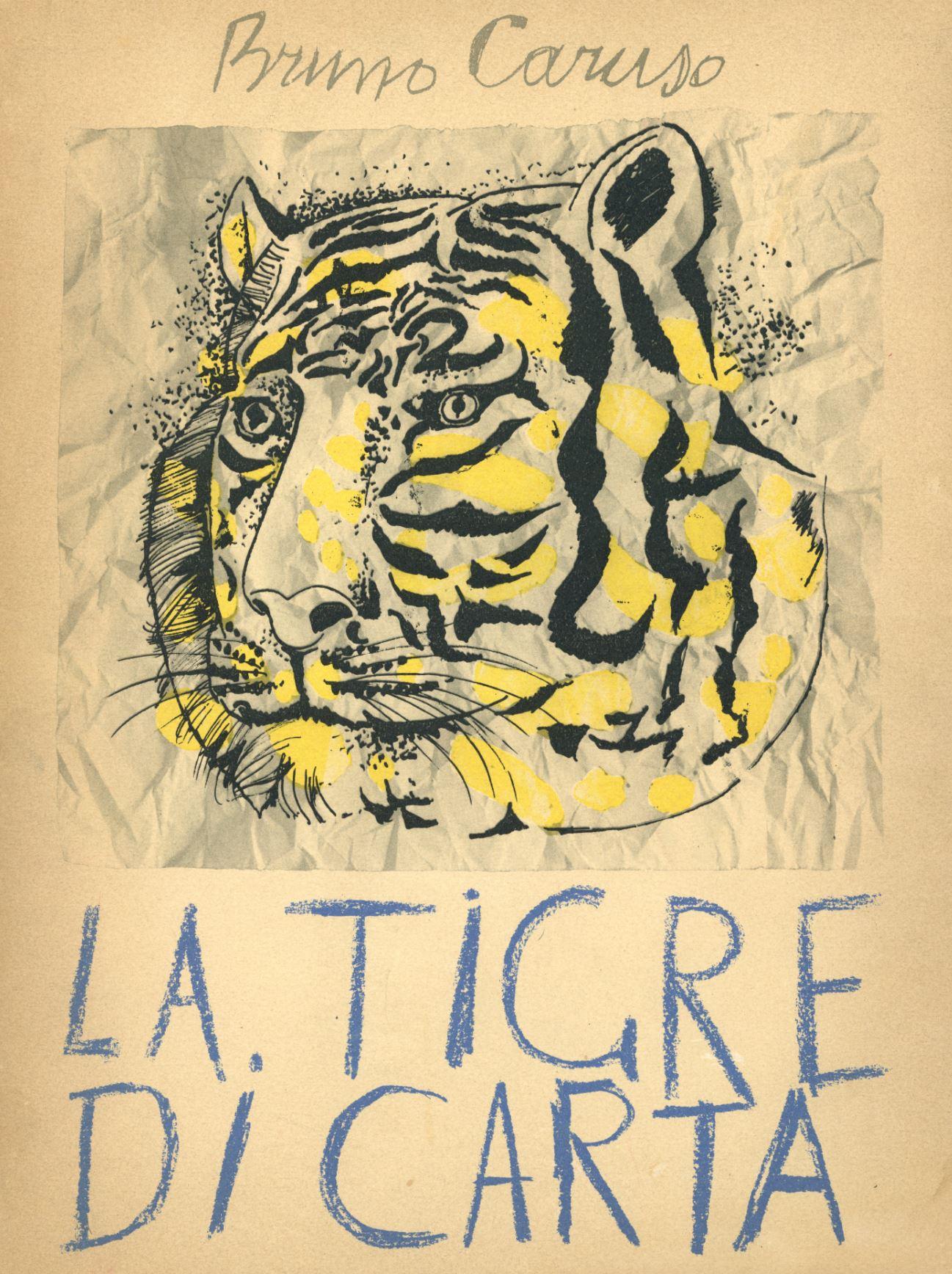 The Paper Tiger , Bari 1964