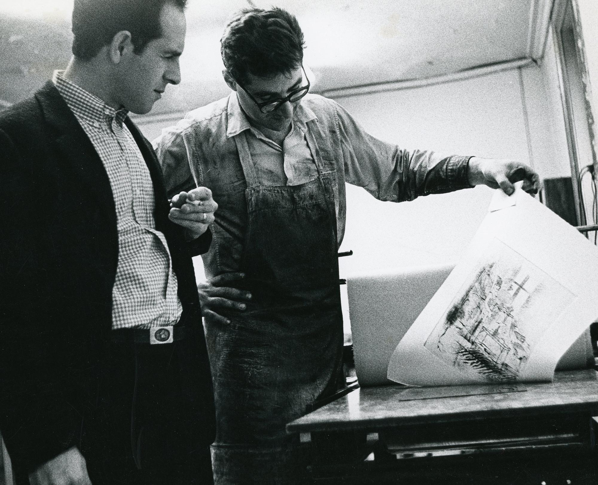 Bruno Caruso   Artist & Illustrator    View Exhibitions →