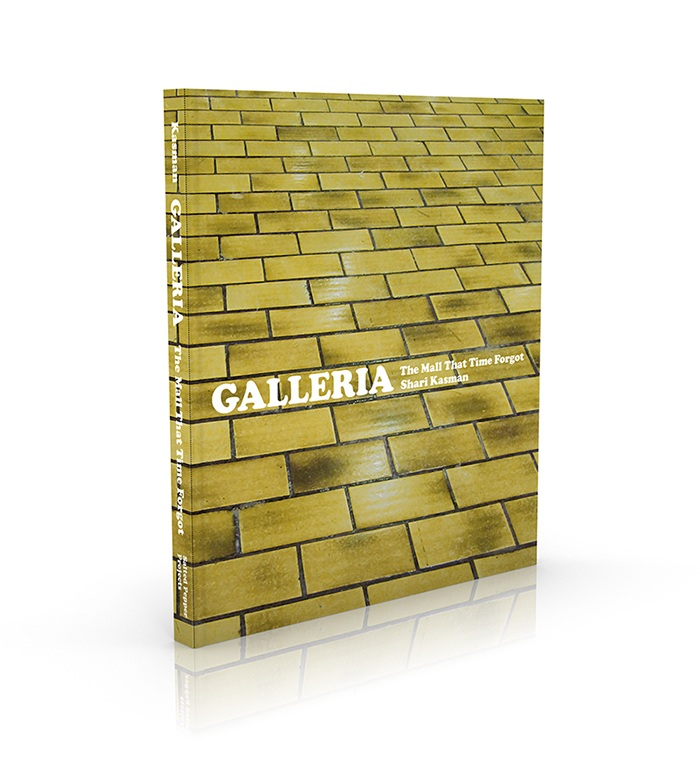 Galleria: The Mall That Time Forgot - This photo book focuses on Toronto's Galleria Mall and includes information on the rise and fall of the shopping mall as well as local history and details about the Galleria.Detailed information can be found here.It was released in November 2018. Only 500 copies were printed. It sold out fast.