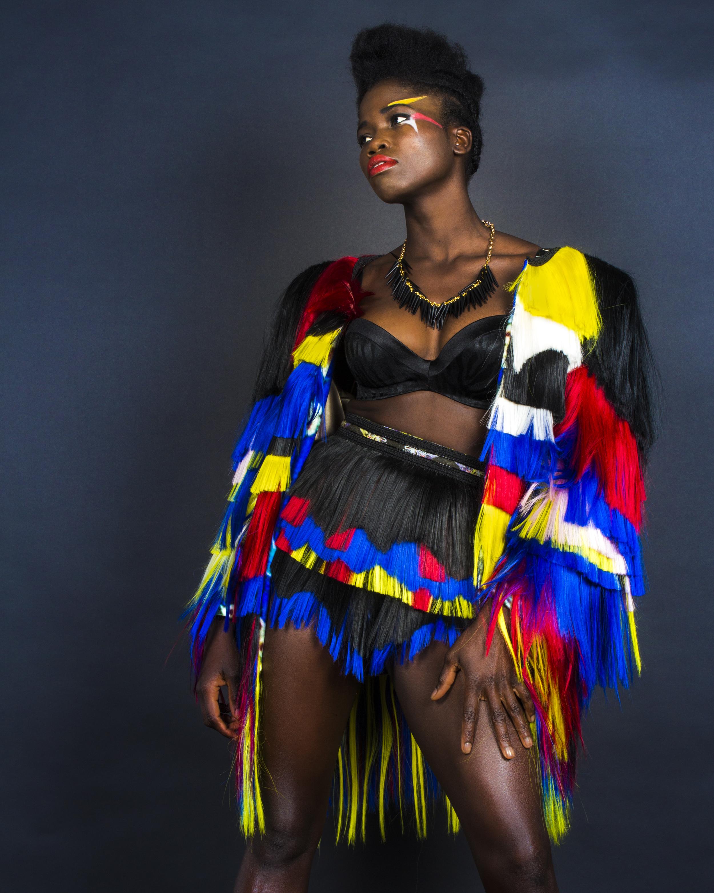 Model, Designer, Fashion, Creative Makeup