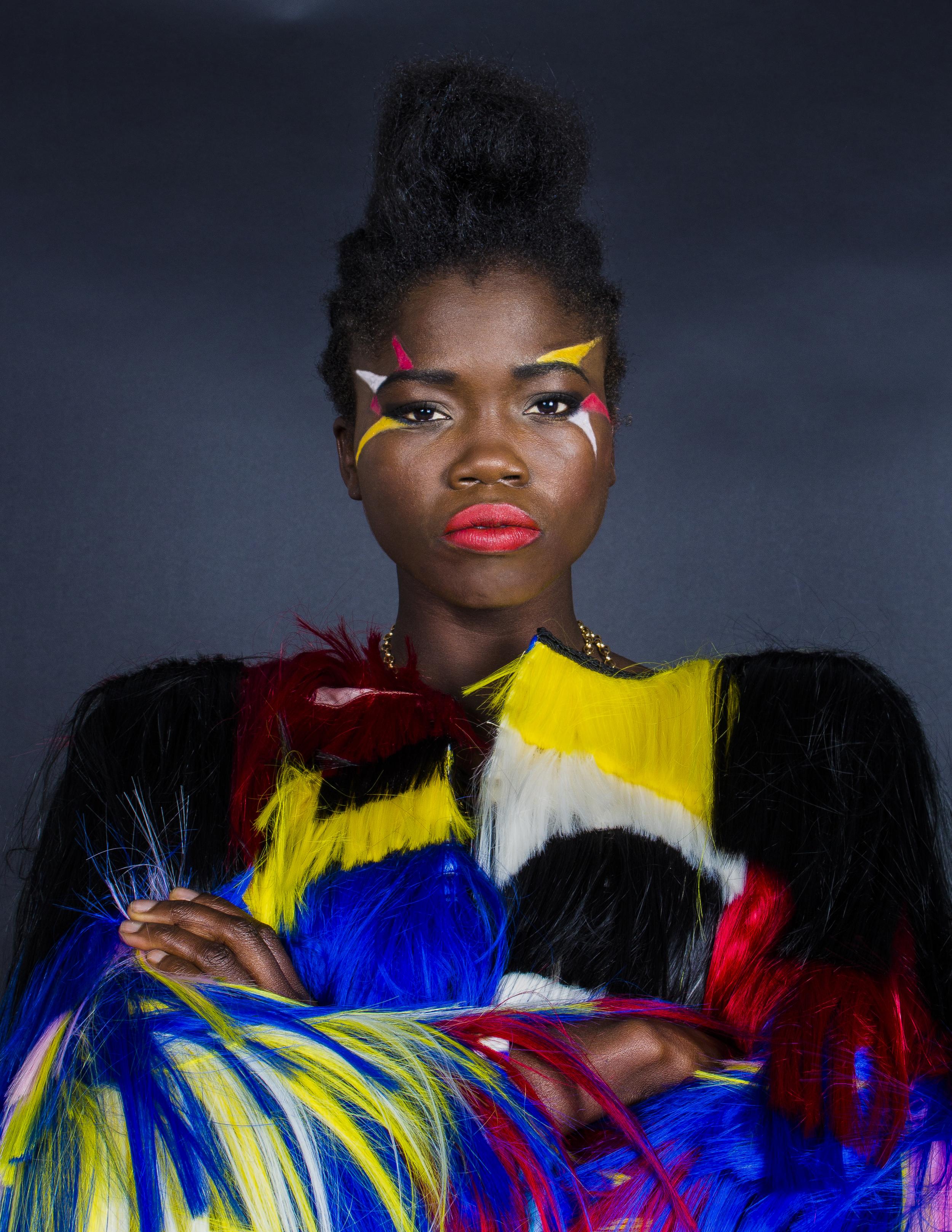 Fashion, makeup, designer