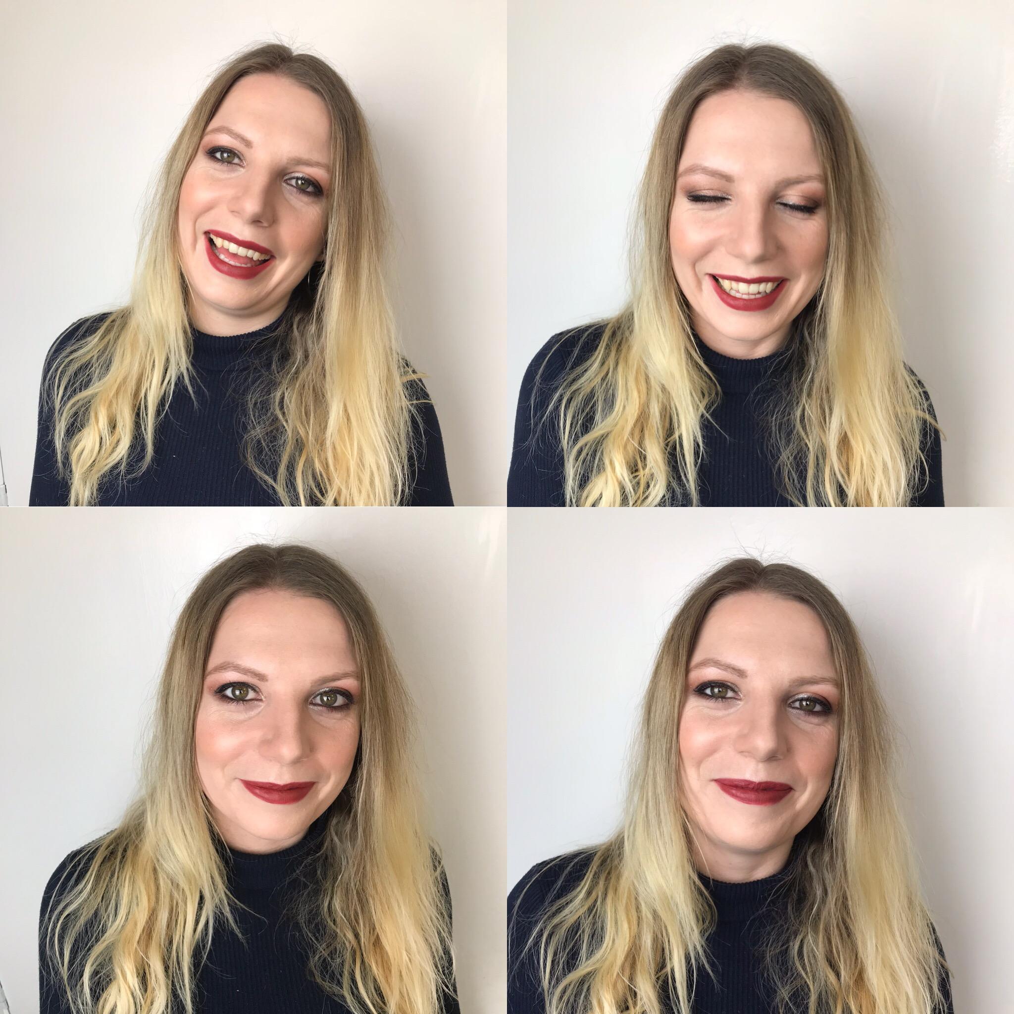 Makeup masterclass with Gemma