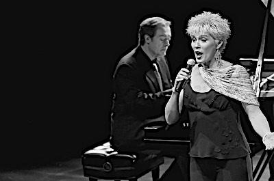 Ted Taylor and Sylvia McNair