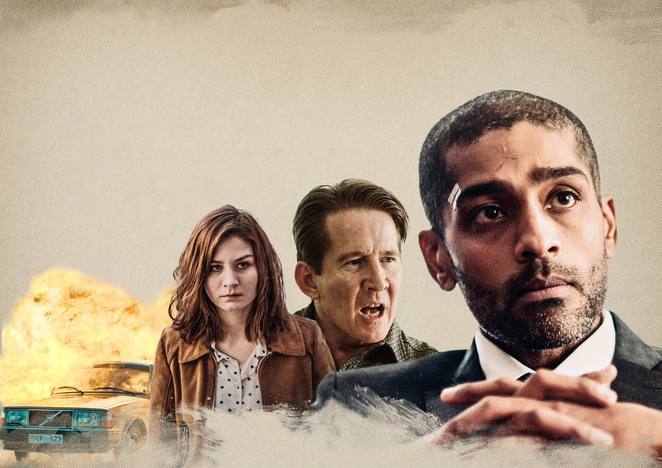 <strong> »THE LAWYER« </strong> | Swedish/Danish TV Series