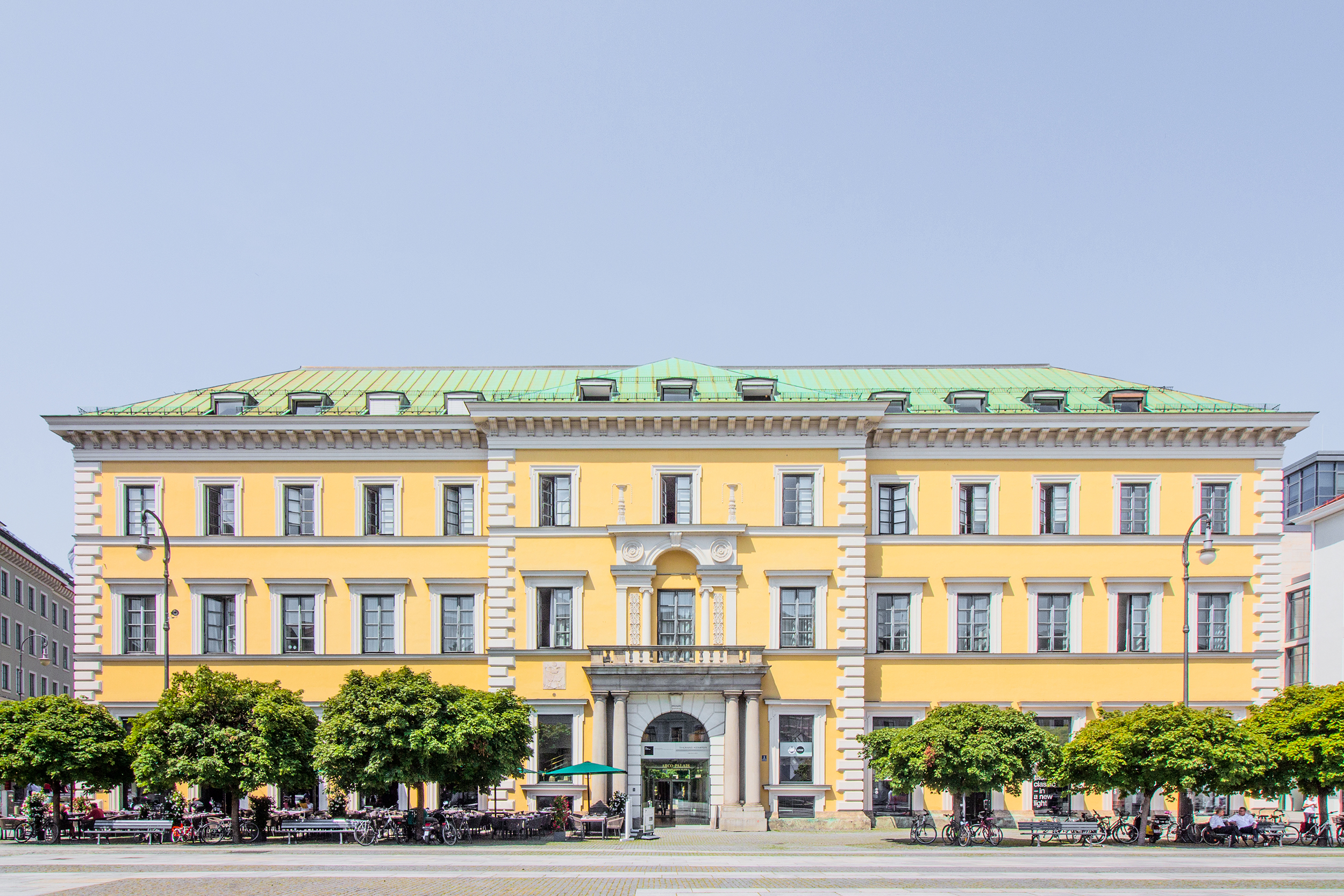 <strong> »COMMERCIAL BUILDING« </strong> | MUNICH