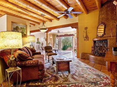 Interior of home in Eldorado