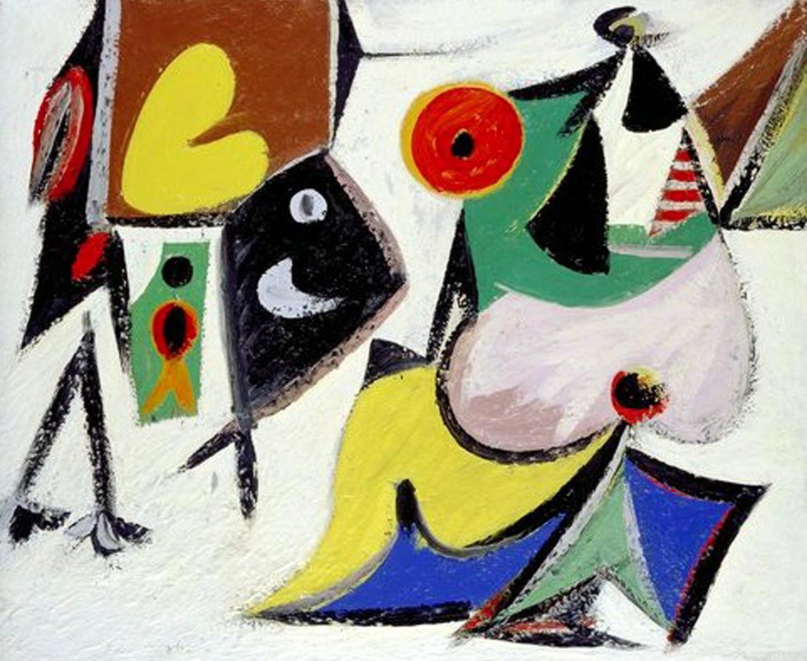 Arshile Gorky    Composition