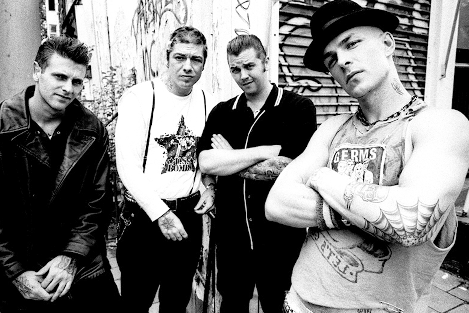 Rancid 1994     Motorcycle Ride