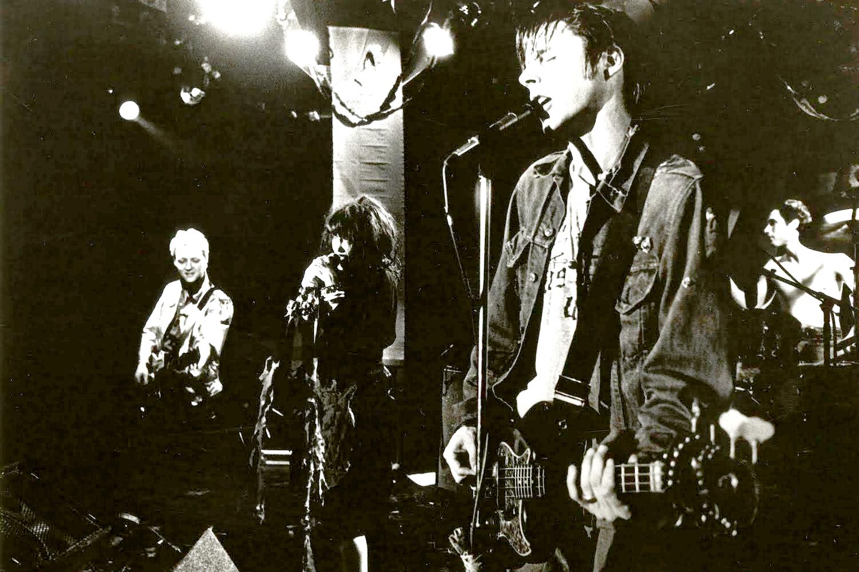 X 1982   Under The Big Black Sun