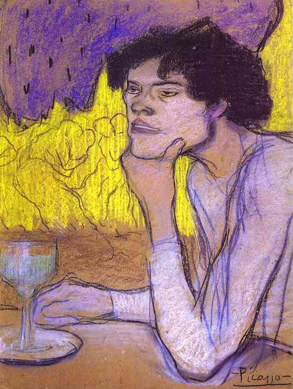 1901   Absinthe