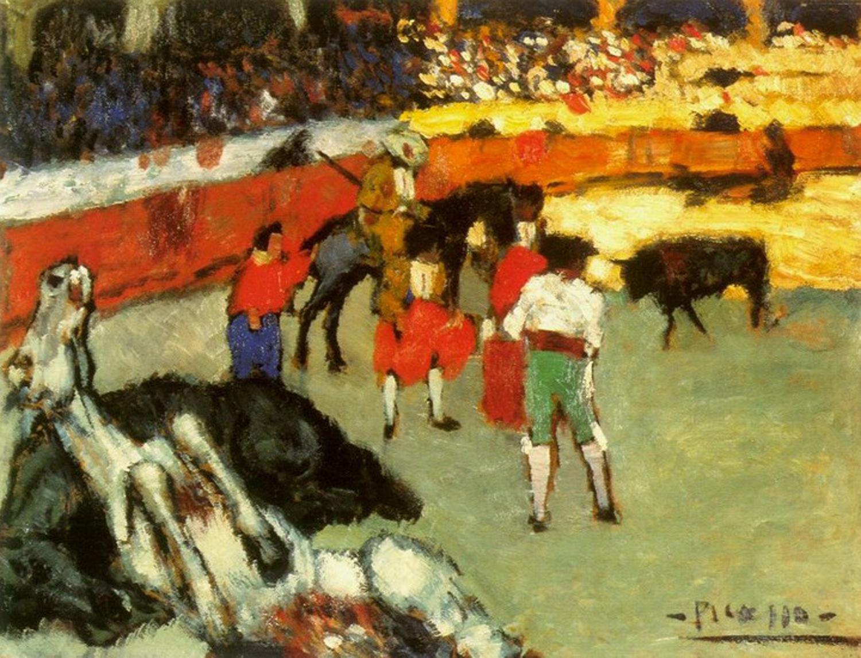 1900   Bullfighting