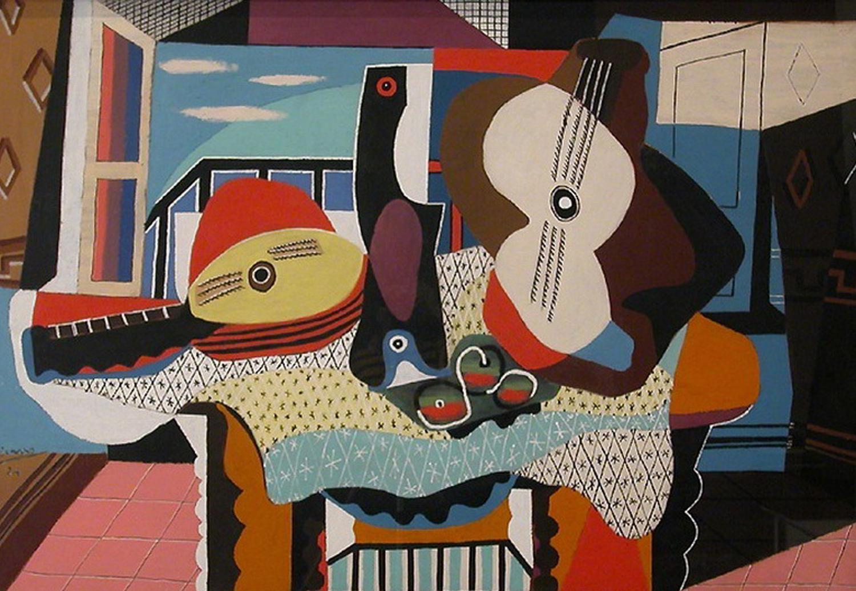 1924   Mandolin and Guitar
