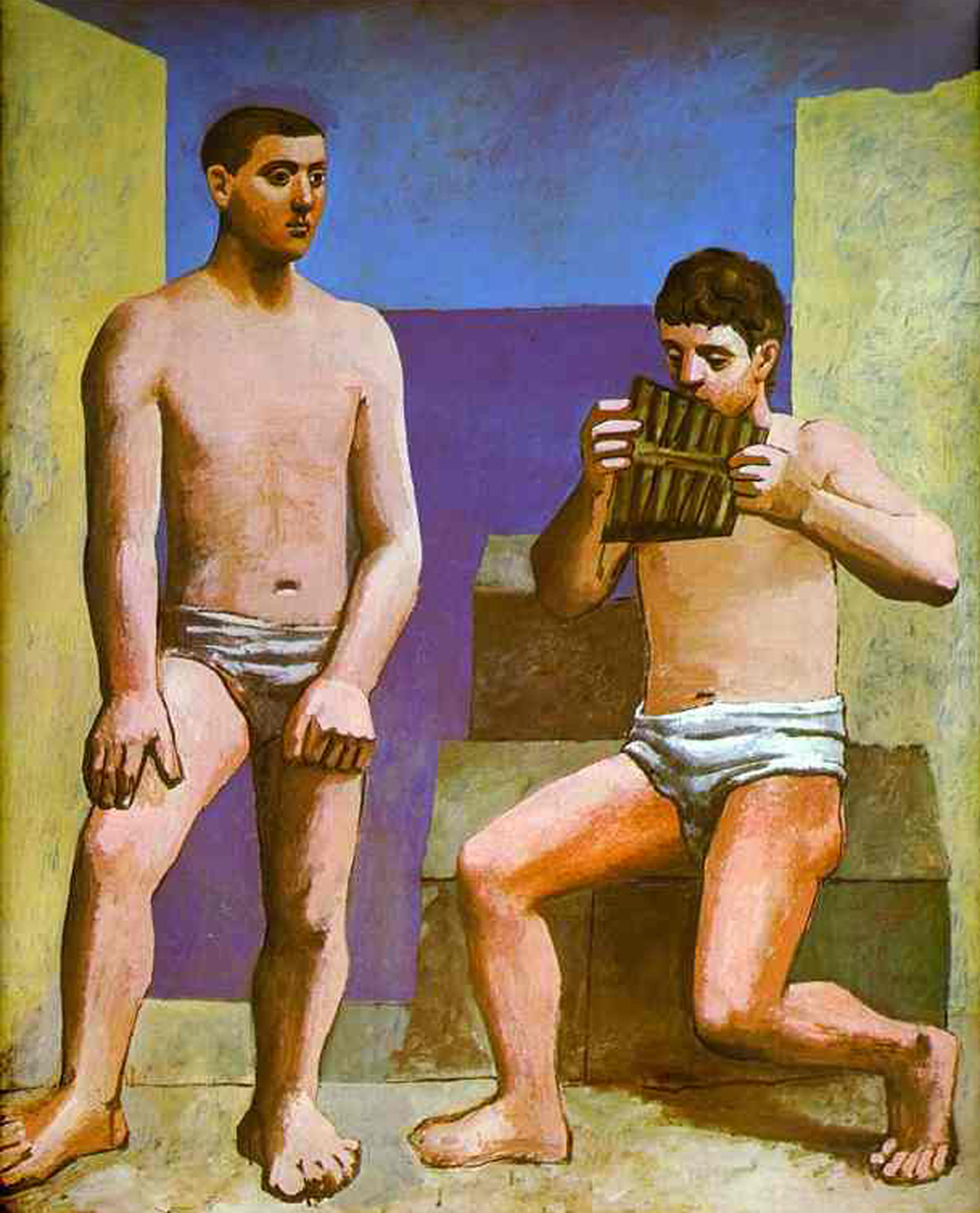 1923   The Pan Flute