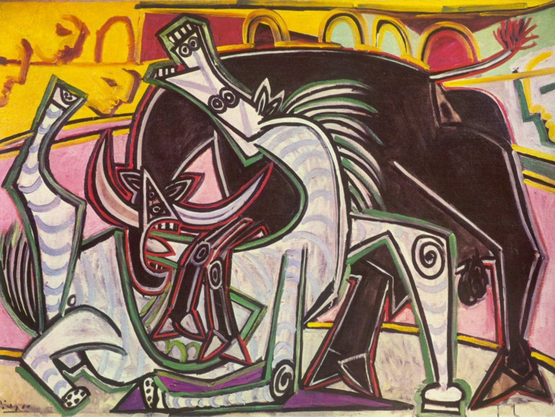 1934   Bullfight (Corrida)
