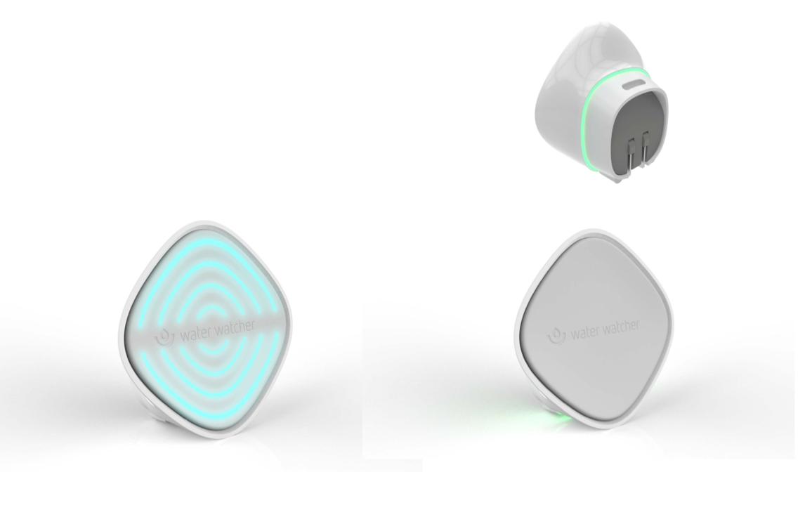 Water Watcher LED feedback