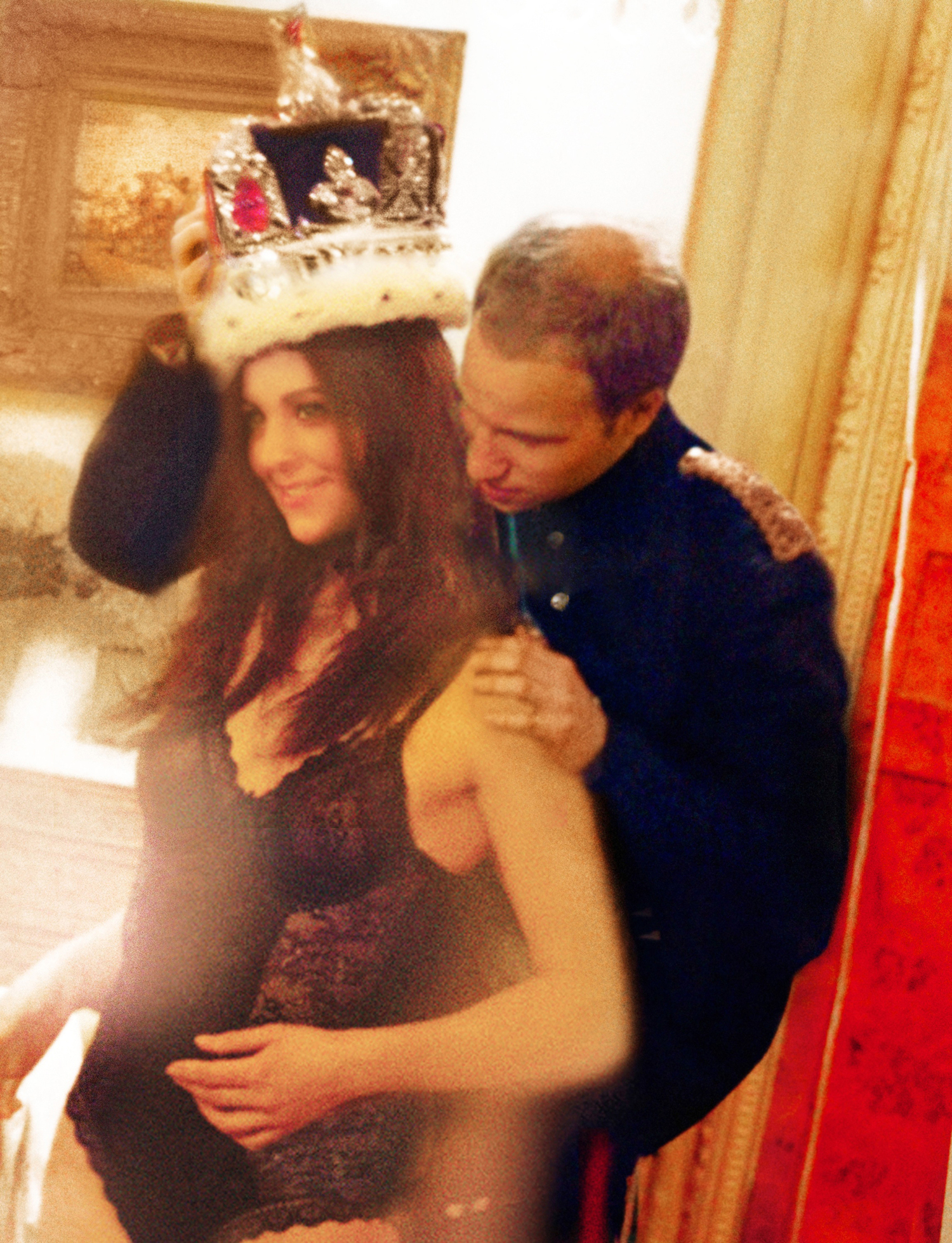 Wills Crowning Kate