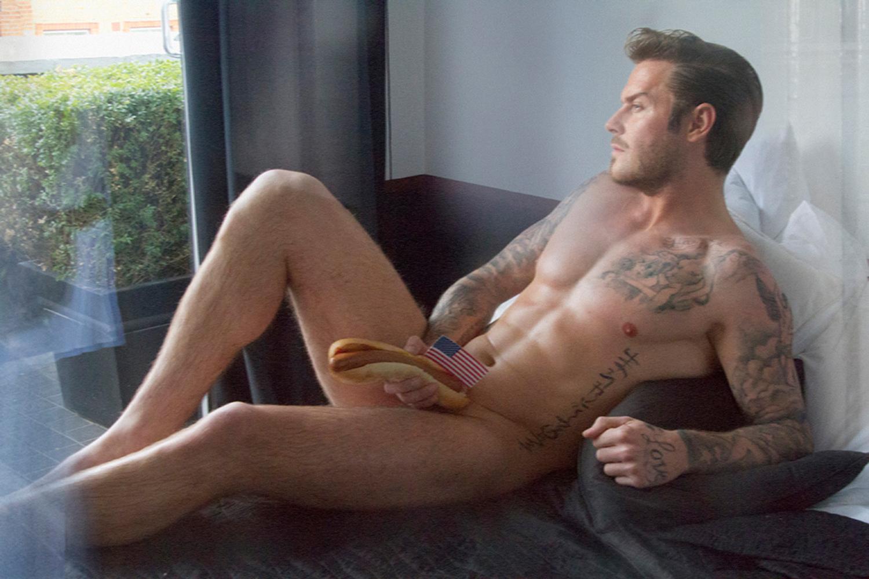 Beckham naked gallery